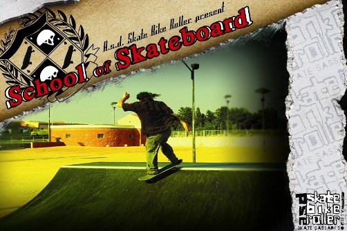 School of Skateboard