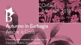ortueri autunno in barbagia 2018