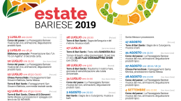 estate bariese 2019